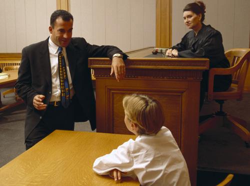 witness child