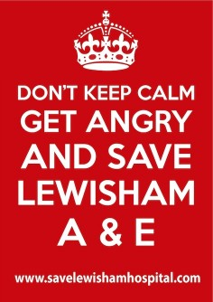 lewisham-dont-keep-calm-poster